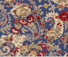 French Paisley c 1850-1870